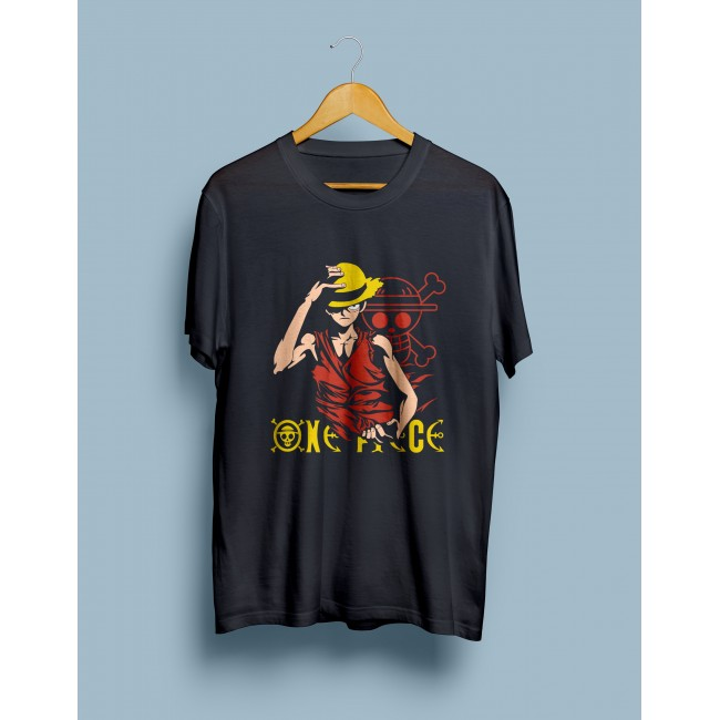 Тениска Luffy One Piece