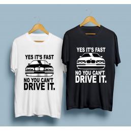 Тениска Can't Drive It