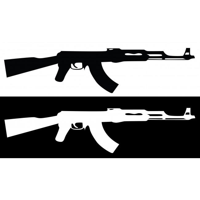 Стикер AK-47