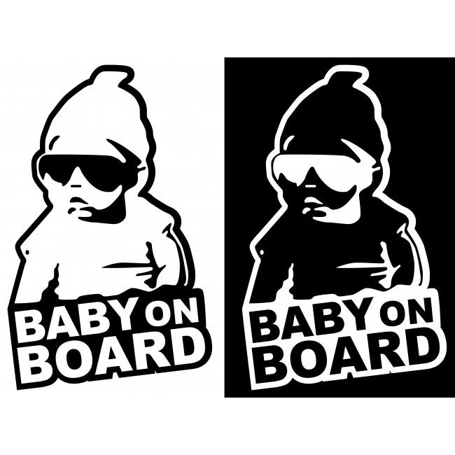 Стикер Baby on Board