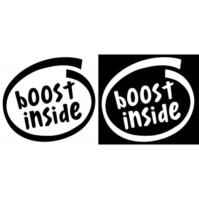 Стикер Boost Inside
