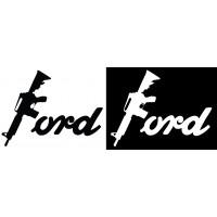 Стикер Ford