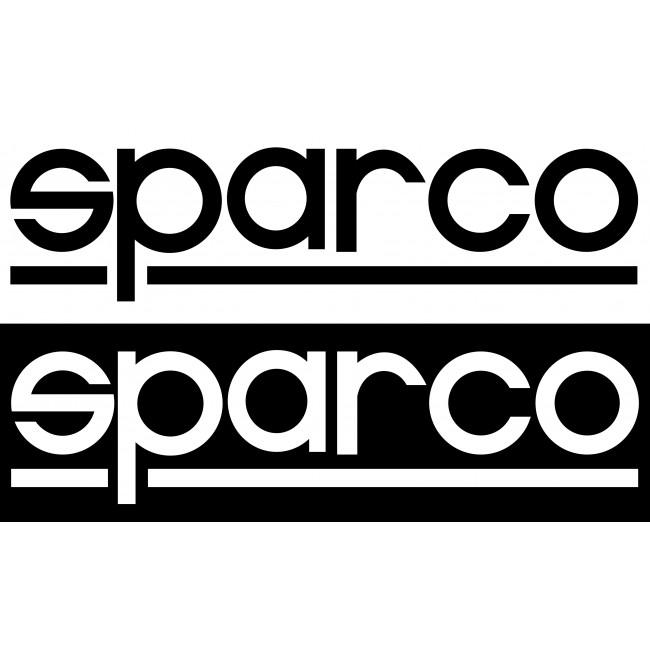 Стикер Sparco
