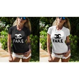Тениска Fake