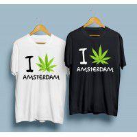 Тениска Amsterdam