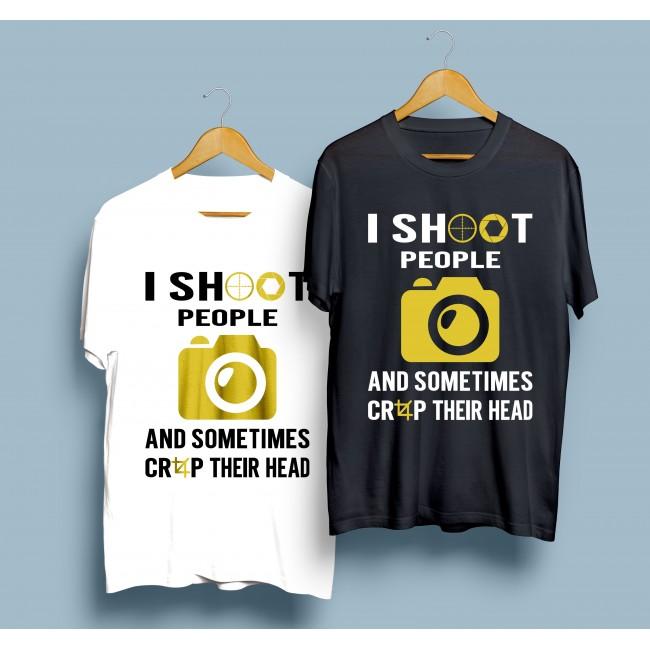 Тениска за фотографи