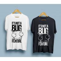 Тениска с бъгове