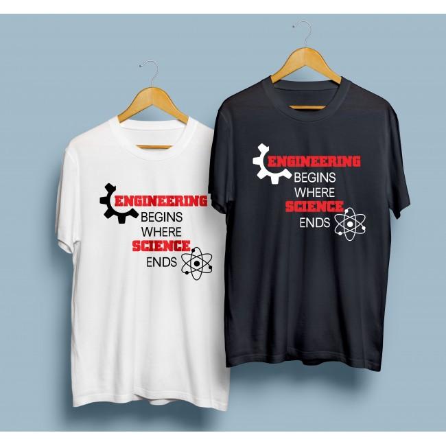 Тениска за инженери
