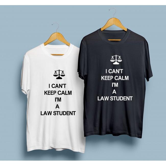 Тениска за бъдещи адвокати