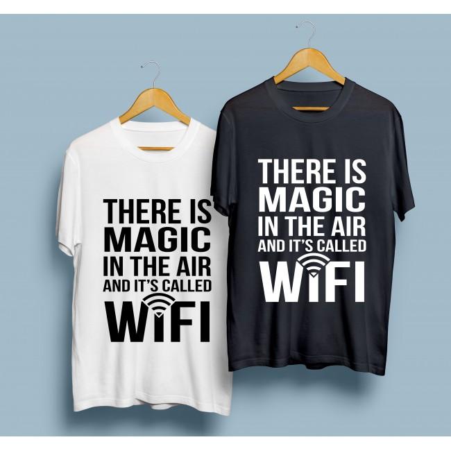 Тениска Wifi