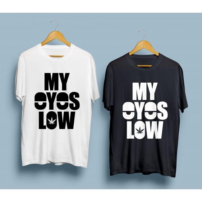 Тениска My eyes low