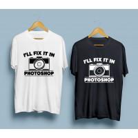 Тениска Photoshop