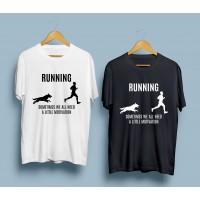 Тениска Running Motivation
