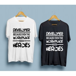 Тениска DEVELOPER