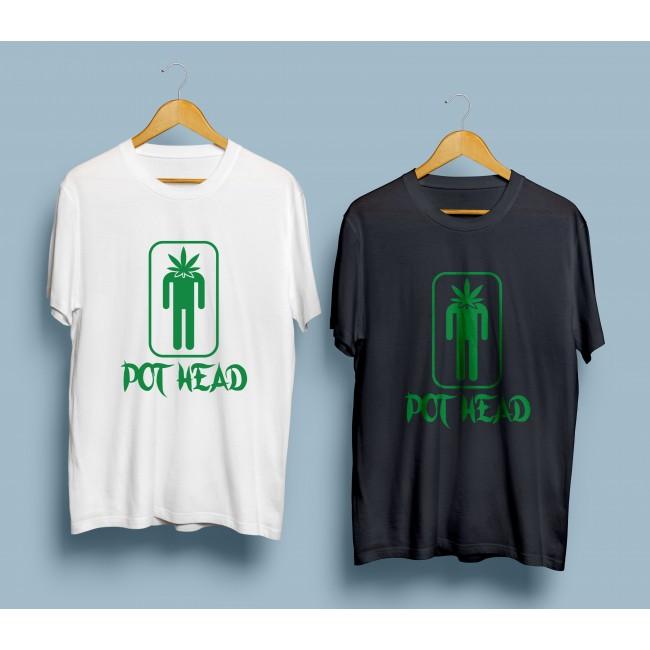 Тениска Pot Head
